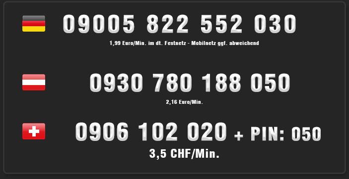 geile Farbige am Telefon für sexy Telefonsex - Deutschland, Österreich und Schweiz