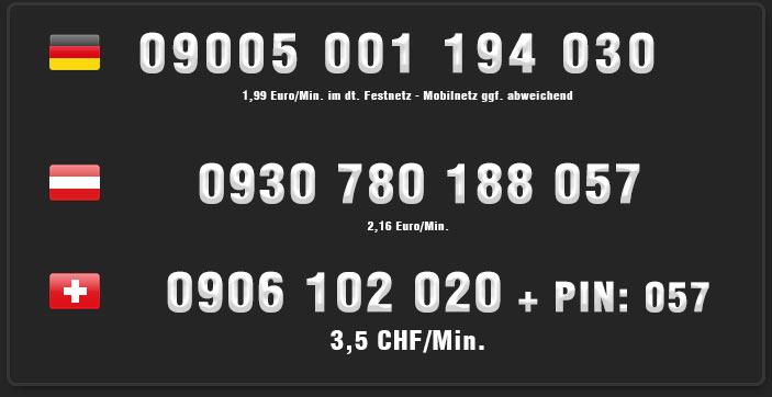 Erkunde die notgeile Seite von Studentinenn unter diesen Telefonsex Nummern